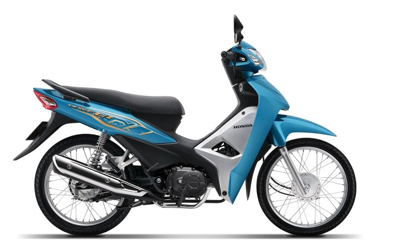 Honda Việt Nam ra mắt phiên bản mới Wave Alpha 110cc -2