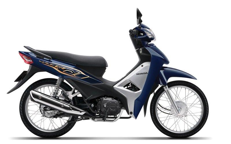Honda Việt Nam ra mắt phiên bản mới Wave Alpha 110cc -3