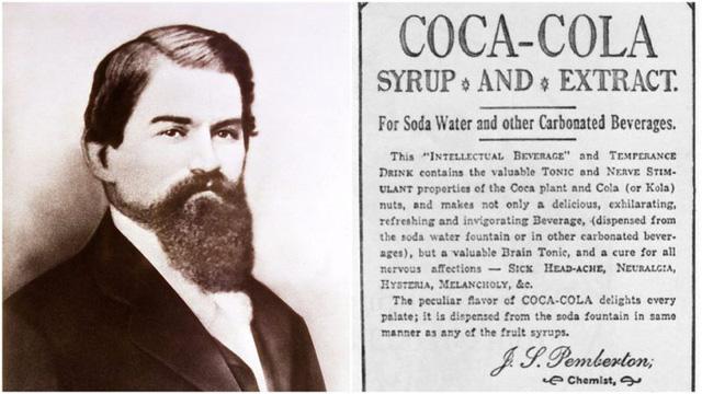 Coca-Cola: Doanh nghiệp thành lập bởi dược sỹ nghiện morphine, chuyên đi bán niềm vui-1