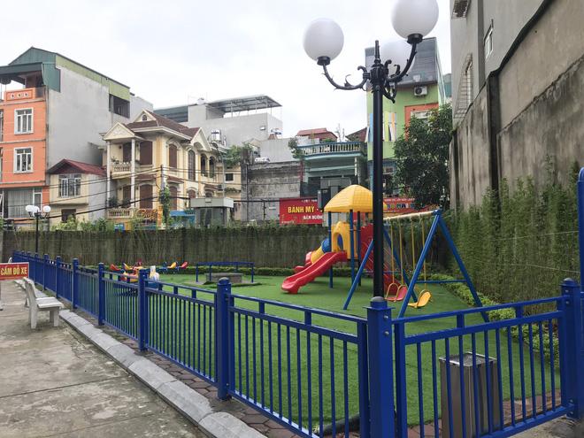 """Vụ bé gái 5 tuổi ngã gãy tay, nguy cơ bị liệt khi đang trong giờ học: Sẽ kiểm tra toàn bộ các trường trên địa bàn phường""""-4"""