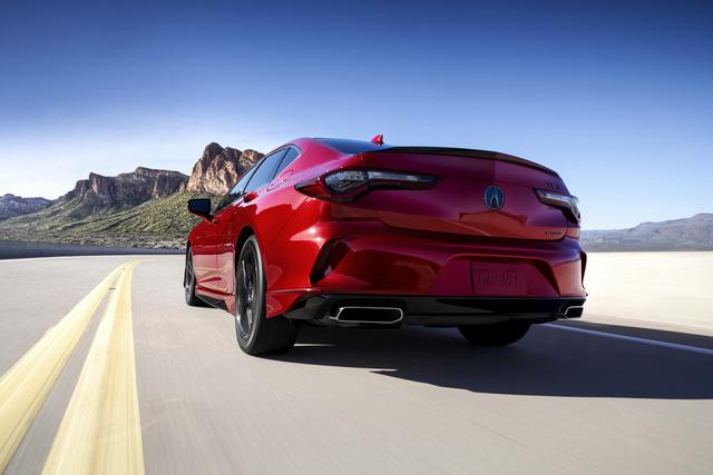 Acura hứa hẹn trở lại mạnh mẽ đấu Lexus, Genesis nhờ dự án này-1