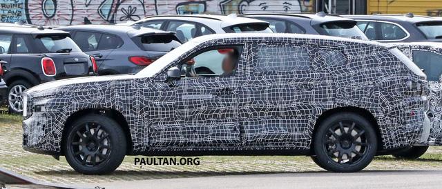 Không còn là tin đồn, BMW X8 xuất hiện trước ống kính máy quay lần đầu tiên-4