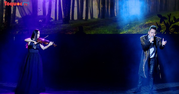 Trữ tình, sâu lắng trong đêm nhạc ''Áo lụa Hà Đông''