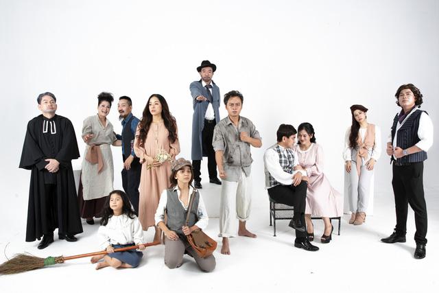 Những người khốn khổ lần đầu tiên xuất hiện trên sân khấu nhạc kịch Việt Nam-1