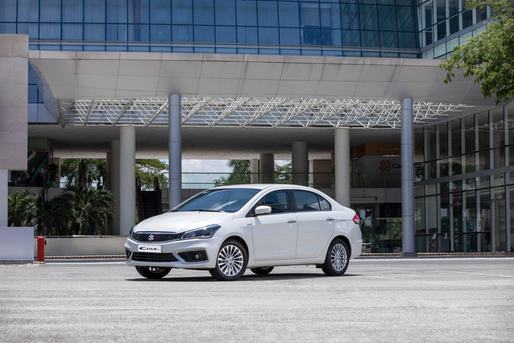 Suzuki Ciaz vừa có phiên bản nâng cấp, giá cao nhất phân khúc