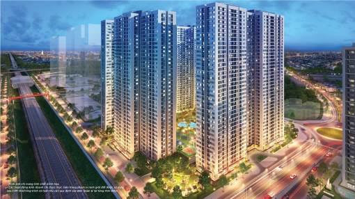 Vinhomes Smart City chính thức ra mắt khu đắt giá The Grand Sapphire-1