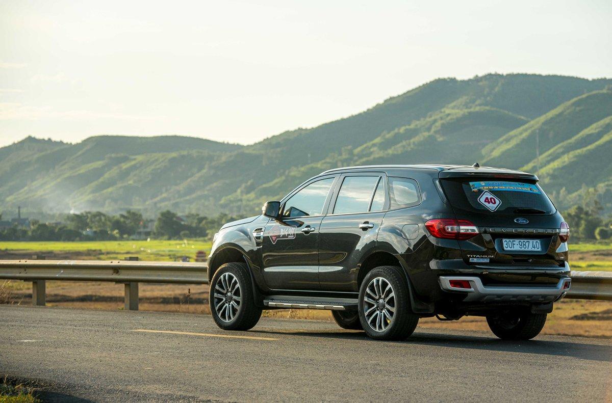 Chuẩn bị để phiêu lưu, hành trình hãy để Ford Ranger và Everest lo -2