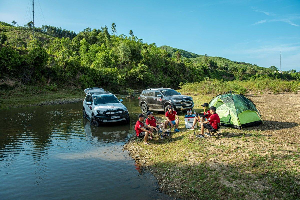 Chuẩn bị để phiêu lưu, hành trình hãy để Ford Ranger và Everest lo -3