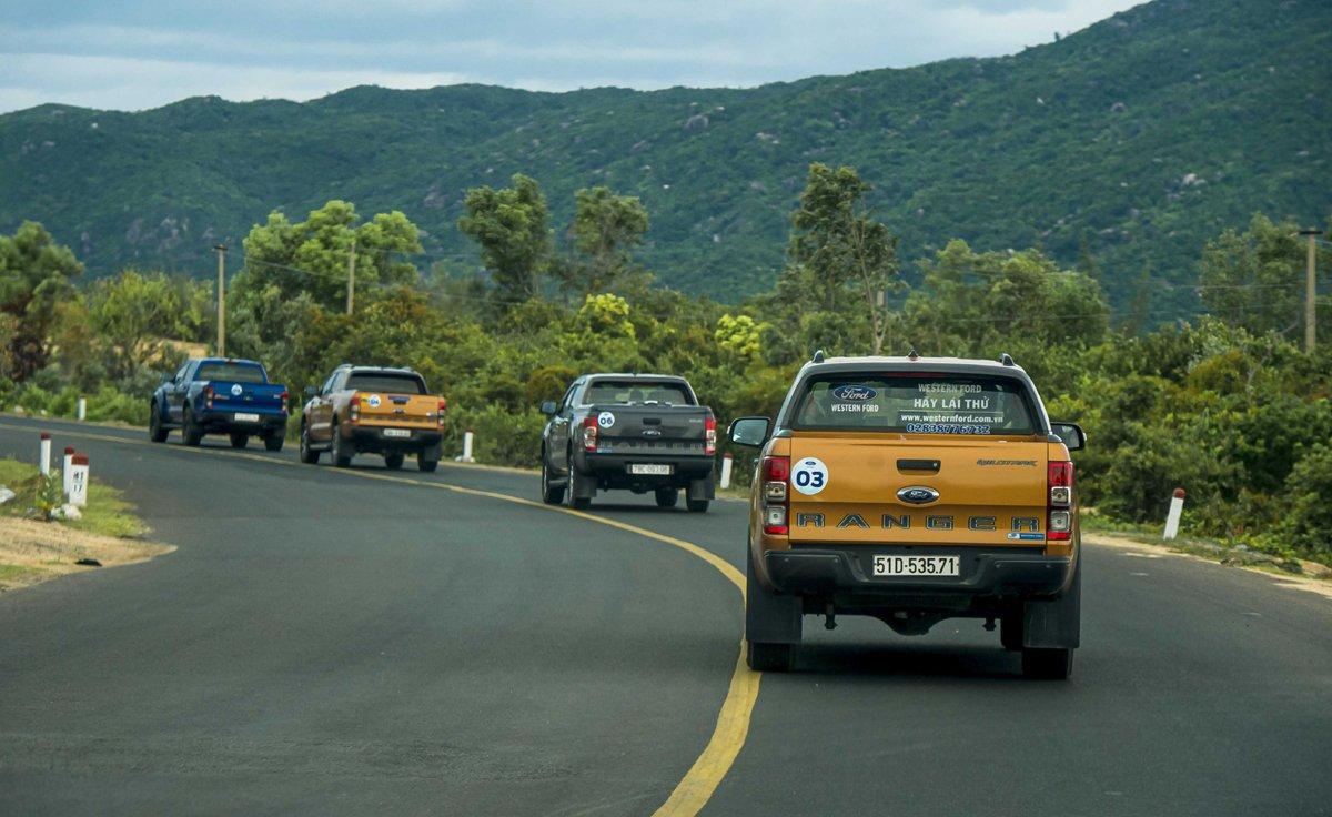 Chuẩn bị để phiêu lưu, hành trình hãy để Ford Ranger và Everest lo -1