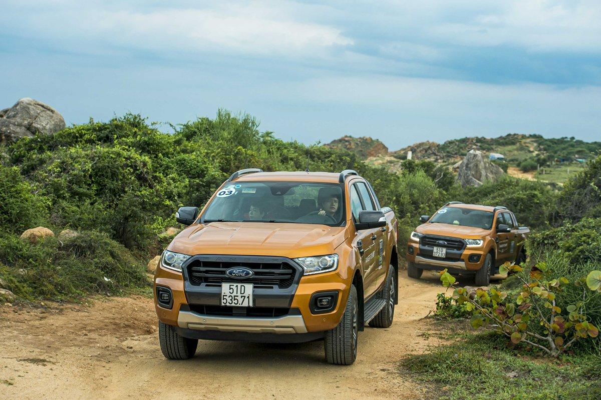 Chuẩn bị để phiêu lưu, hành trình hãy để Ford Ranger và Everest lo