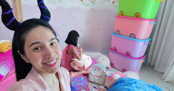 Trung thu đọc tâm thư xúc động Thủy Tiên gửi con gái: