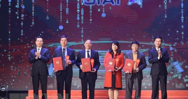 Giải thưởng Sách Quốc gia lần thứ ba: Sẽ trao 3 giải A
