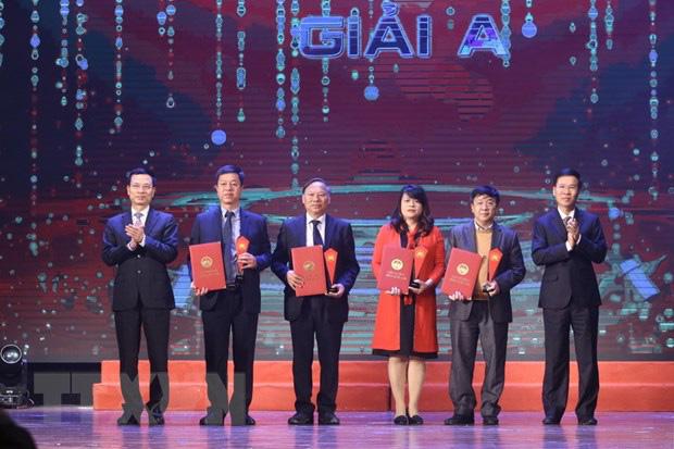 Giải thưởng Sách Quốc gia lần thứ ba: Sẽ trao 3 giải A-1