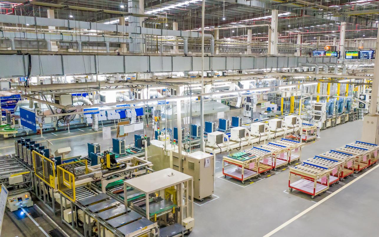 Doanh nghiệp ngoại tận dụng lợi thế sản xuất tại Việt Nam