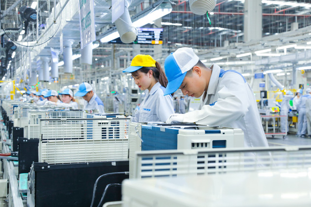 Doanh nghiệp ngoại tận dụng lợi thế sản xuất tại Việt Nam-1