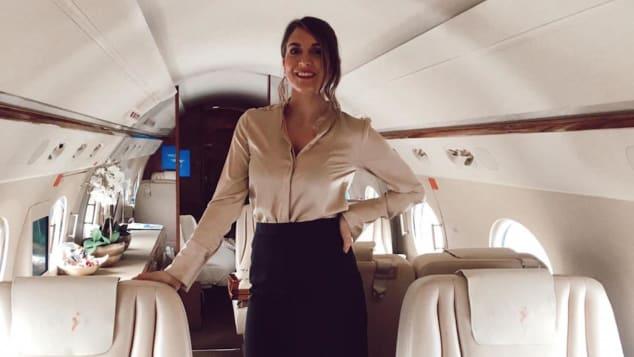 Tiếp viên hàng không cho giới siêu giàu: Bay cùng… xác chết, bồn cầu hàng hiệu, nhận lương vài trăm USD/ngày-2