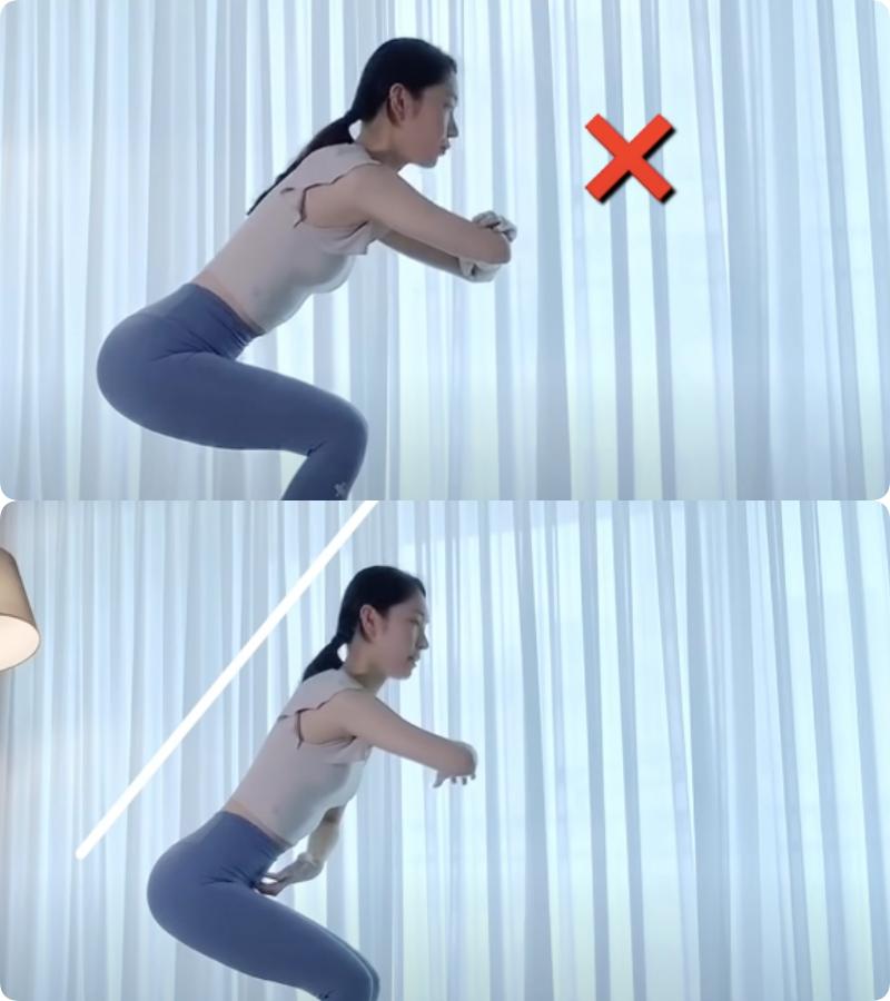 HLV người Hàn chỉ ra lỗi sai khi tập cơ mông: Thể nào mà chị em tập tành cật lực chỉ thấy đùi to như cột đình-2