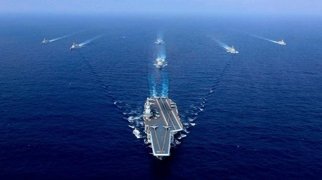 Đóng tàu chiến 'nhanh như chớp', hải quân Trung Quốc mạnh tới đâu?