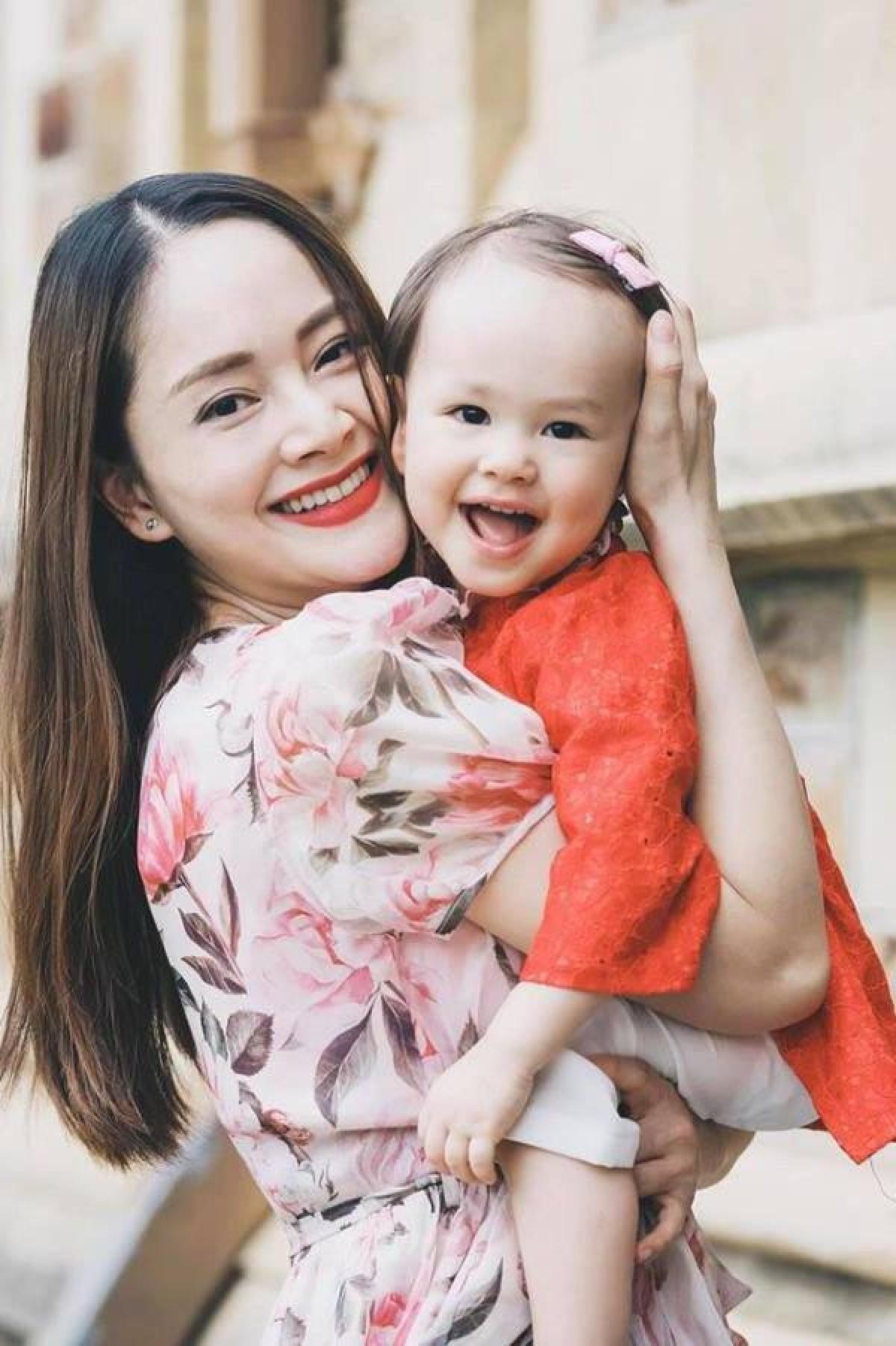 Từng tăng 18kg khi mang bầu, Lan Phương về dáng thần tốc sau sinh, tự tin đọ sắc hoa hậu-14