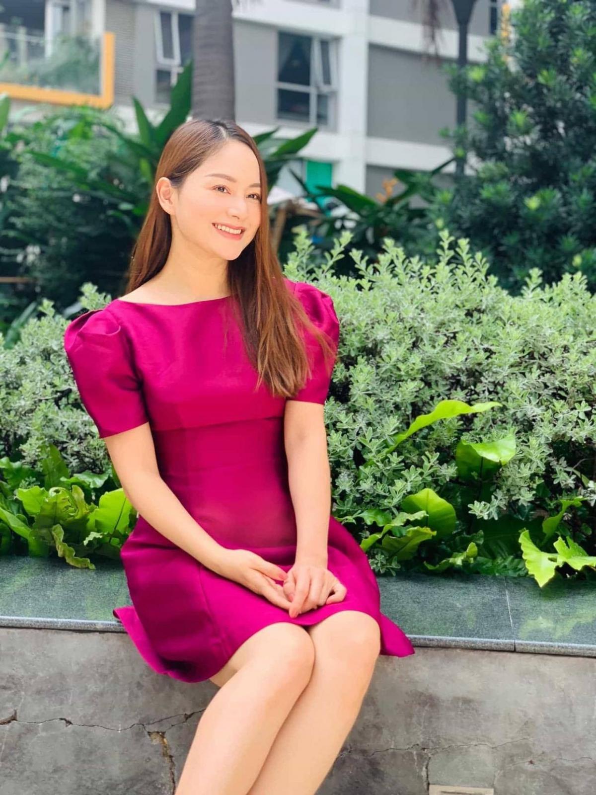 Từng tăng 18kg khi mang bầu, Lan Phương về dáng thần tốc sau sinh, tự tin đọ sắc hoa hậu-15