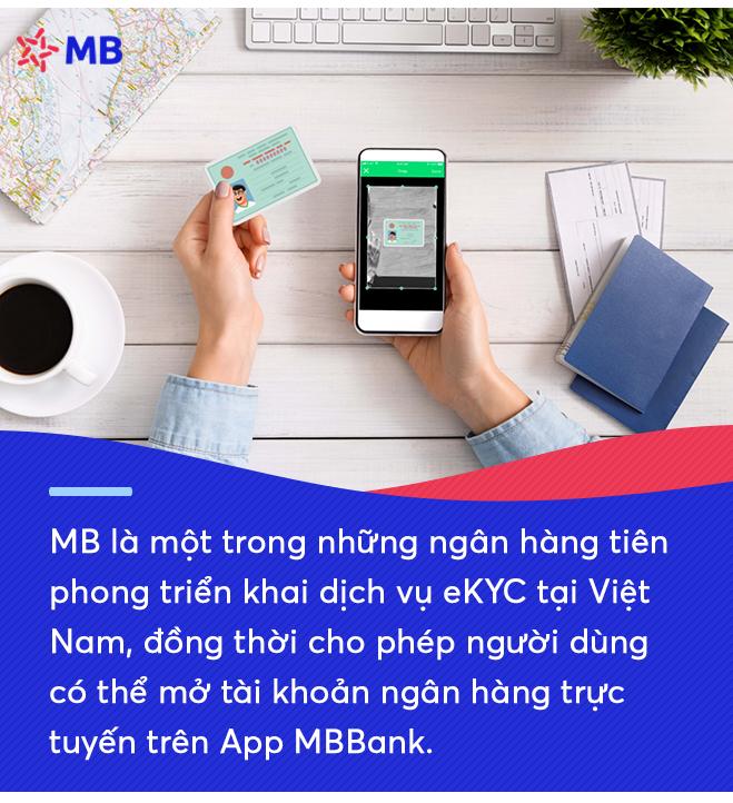 Ứng dụng công nghệ để khởi tạo cuộc sống số trong mùa Covid-19: Từ giải chạy ảo tới định danh khách hàng trực tuyến của MB-5