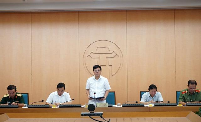 Không cử lãnh đạo đi họp phòng chống dịch, 6 quận huyện của Hà Nội bị phê bình-1