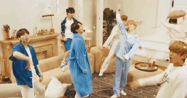 BTS mặc đồ ngủ diễn trong sân khấu HOME tại Jimmy Fallon, Jimin chiếm spotlight nhưng visual của Jungkook quá đỉnh