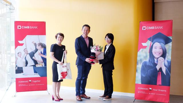 Bí kíp chinh phục học bổng toàn phần gần 1,65 tỷ VND từ Ngân hàng CIMB của sinh viên năm nhất Sài Gòn-1