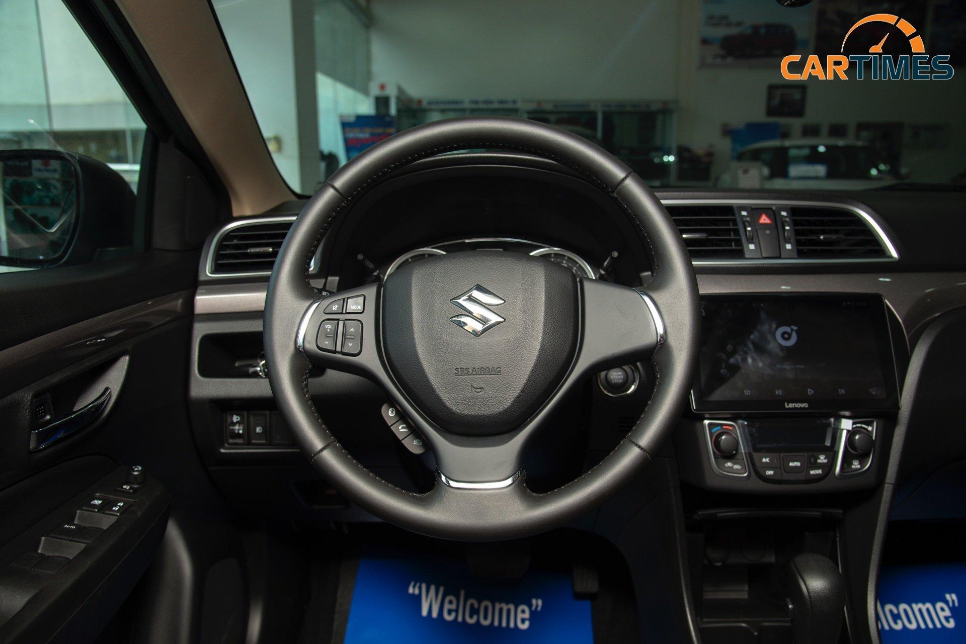 Chi tiết xe Suzuki Ciaz 2020 tại đại lý: Nâng cấp ngoại thất, tích hợp sẵn camera hành trình -7
