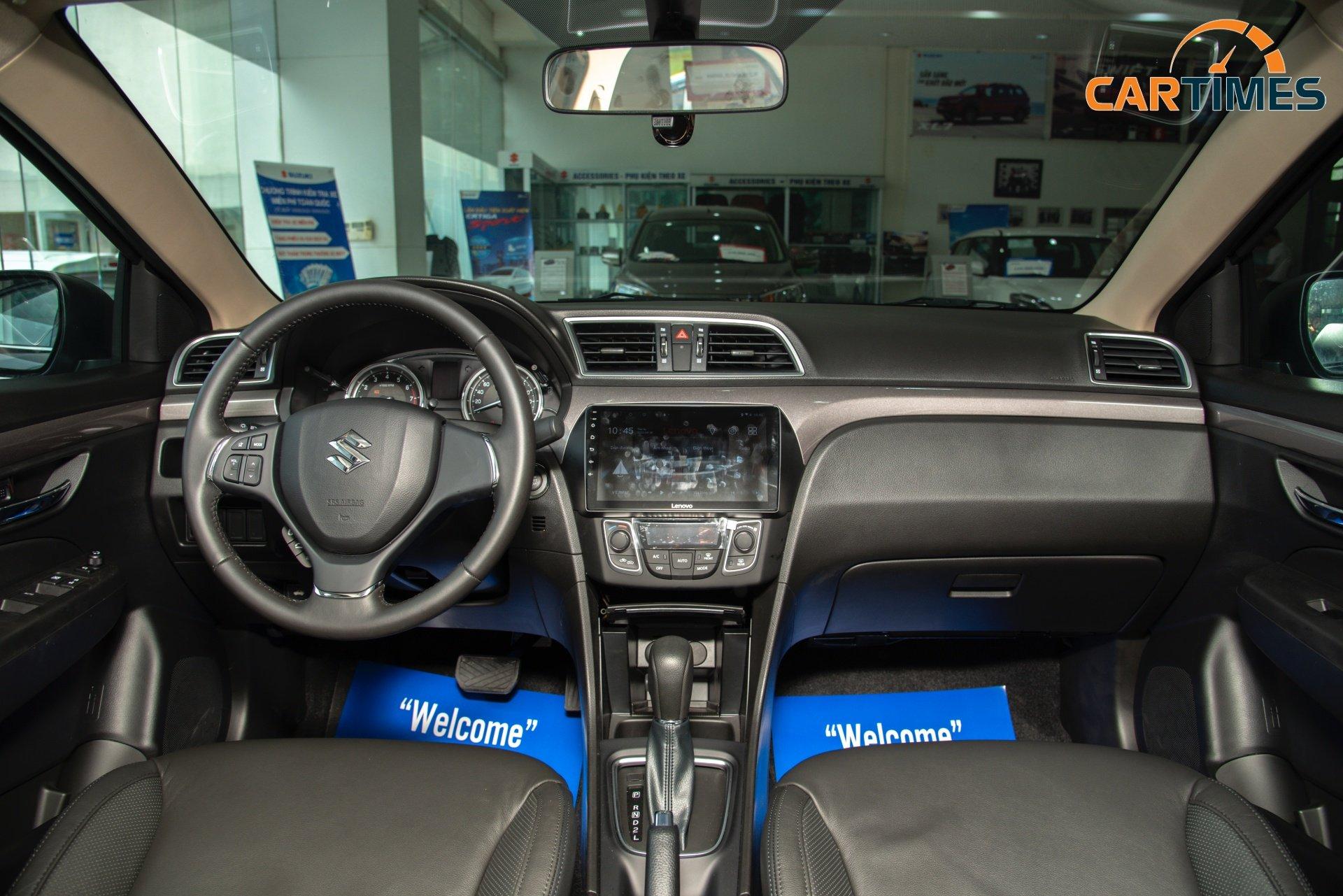 Chi tiết xe Suzuki Ciaz 2020 tại đại lý: Nâng cấp ngoại thất, tích hợp sẵn camera hành trình -4