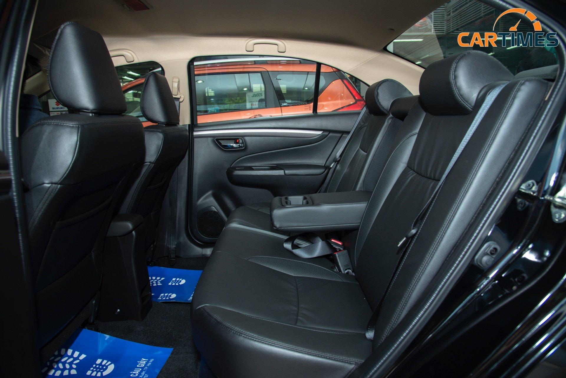 Chi tiết xe Suzuki Ciaz 2020 tại đại lý: Nâng cấp ngoại thất, tích hợp sẵn camera hành trình -6