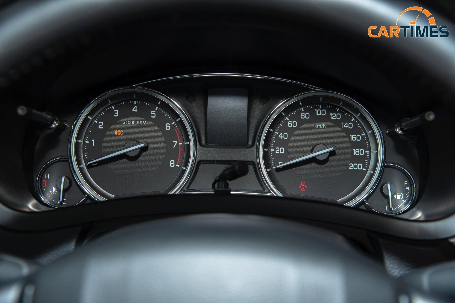 Chi tiết xe Suzuki Ciaz 2020 tại đại lý: Nâng cấp ngoại thất, tích hợp sẵn camera hành trình -14