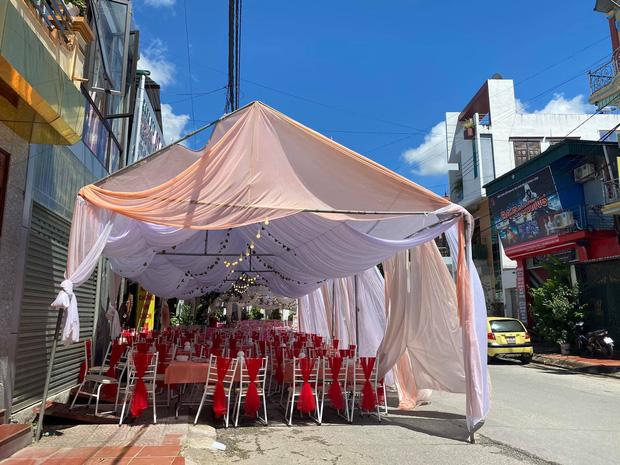 Đã tìm thấy nơi sinh sống của cô dâu bị tố bom 150 mâm cỗ cưới ở Điện Biên-1