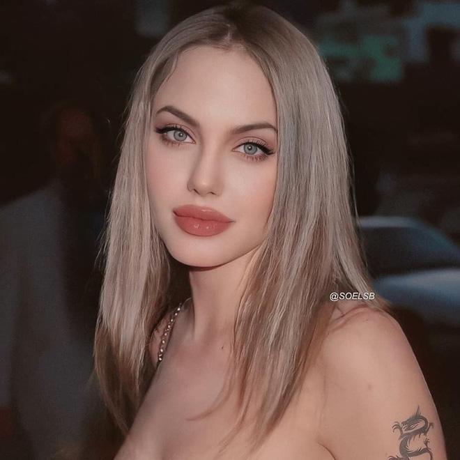 Dân tình đang náo loạn vì bộ ảnh Angelina Jolie ở thời kỳ đẹp nhất: Đẹp ngộp thở thế này bảo sao Brad Pitt mê, nhưng có gì đó sai sai-2
