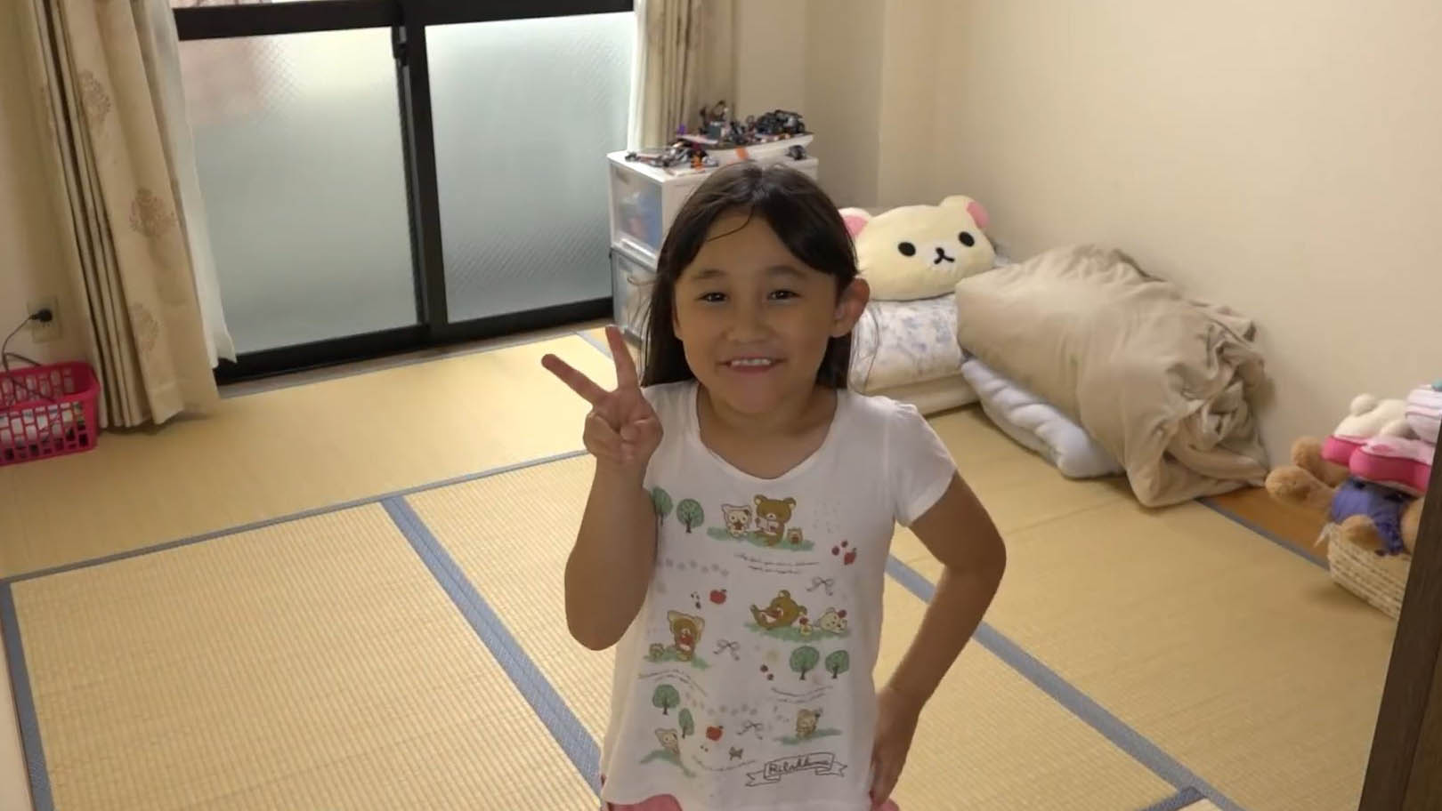 Bên trong phòng ngủ của trẻ em Nhật Bản