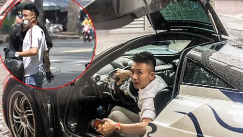 Lái siêu xe chục tỷ đi... nhặt ve chai, đại gia Minh Nhựa gây chú ý trên phố đi bộ, người khen ngợi hết lời người chê làm màu không đáng hoan hô?