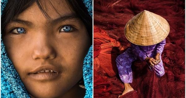 Chùm ảnh: Nhiếp ảnh gia Pháp