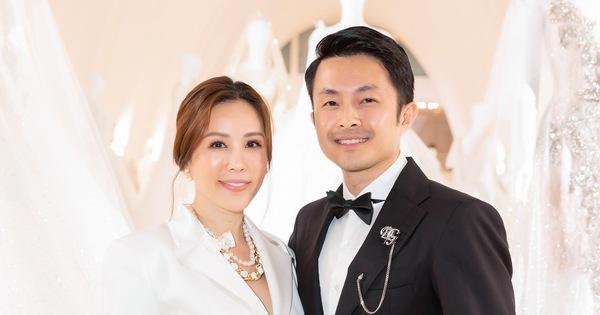 Hoa hậu Thu Hoài tiết lộ cuộc sống hạnh phúc sau 5 năm yêu bạn trai doanh nhân kém tuổi
