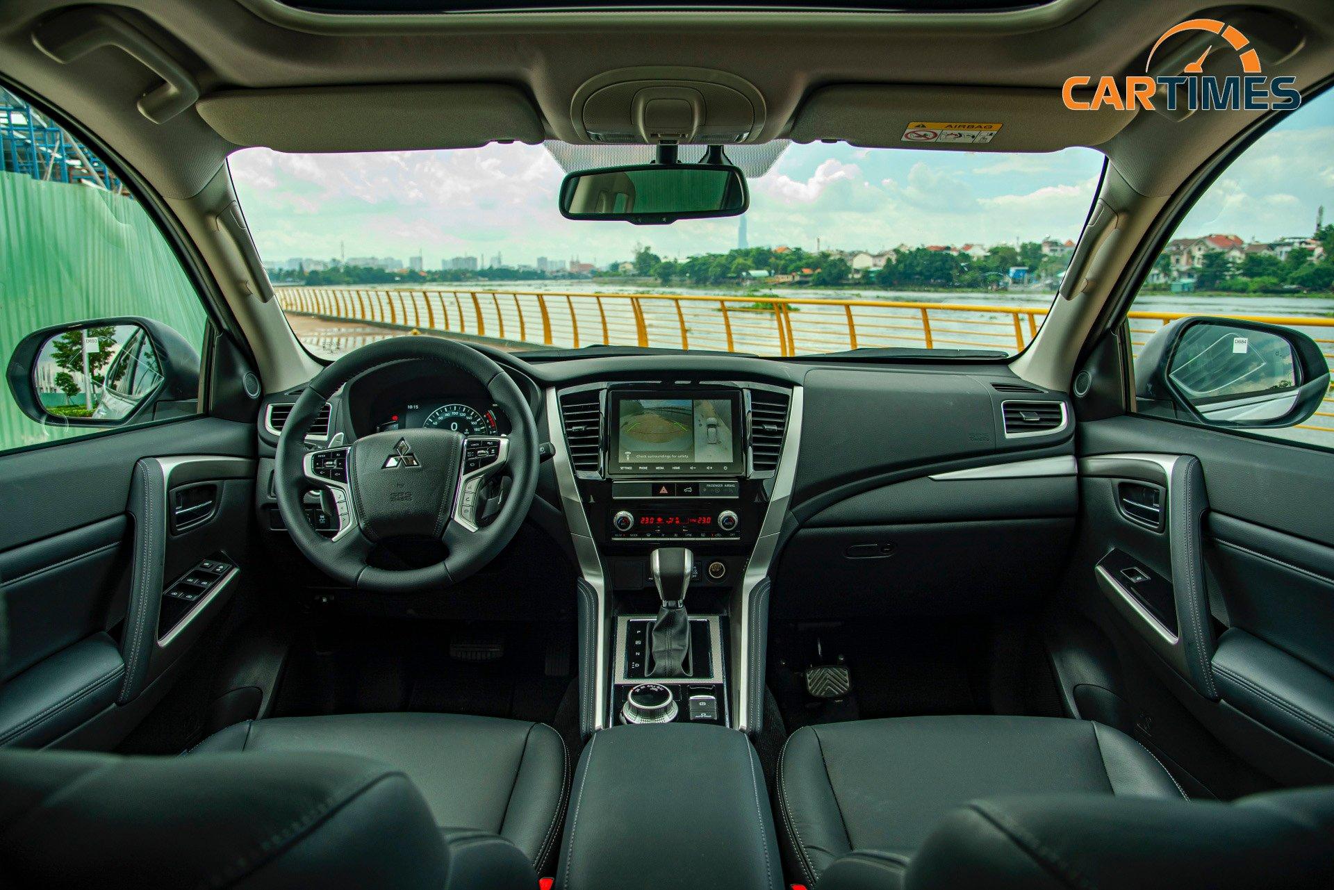 Giá lăn bánh xe Mitsubishi Pajero Sport 2020 mới nhất -1