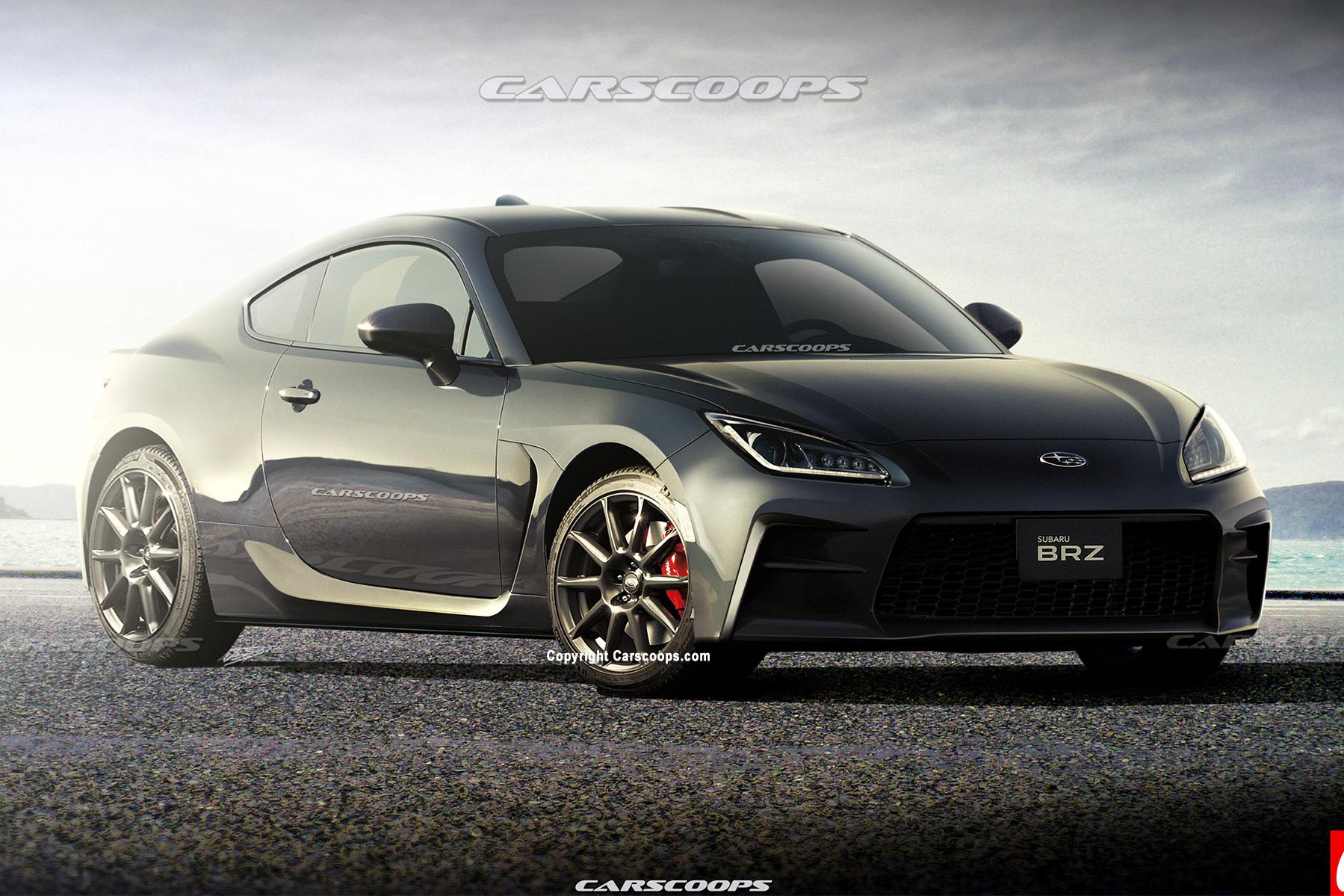 Subaru BRZ hoàn thiện sớm hơn tưởng tượng, ra mắt ngay tháng sau