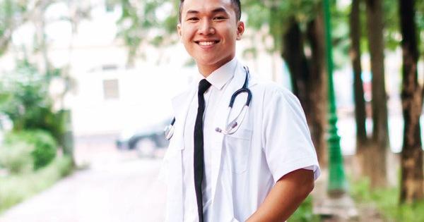 Bác sĩ trẻ điển trai có hàng nghìn follow trên mạng xã hội: Dù hành nghề y hay viết sách cũng mong giúp được nhiều người!