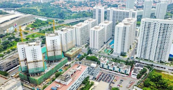 Tổng nguồn cung chào bán căn hộ tại Tp.HCM 9 tháng đầu năm giảm gần 60%