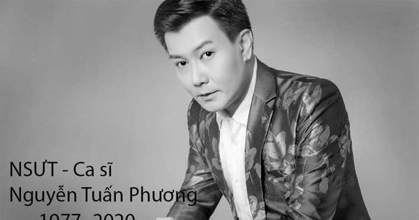 NSƯT Tuấn Phương qua đời ở tuổi 42 do bị bệnh hiểm nghèo