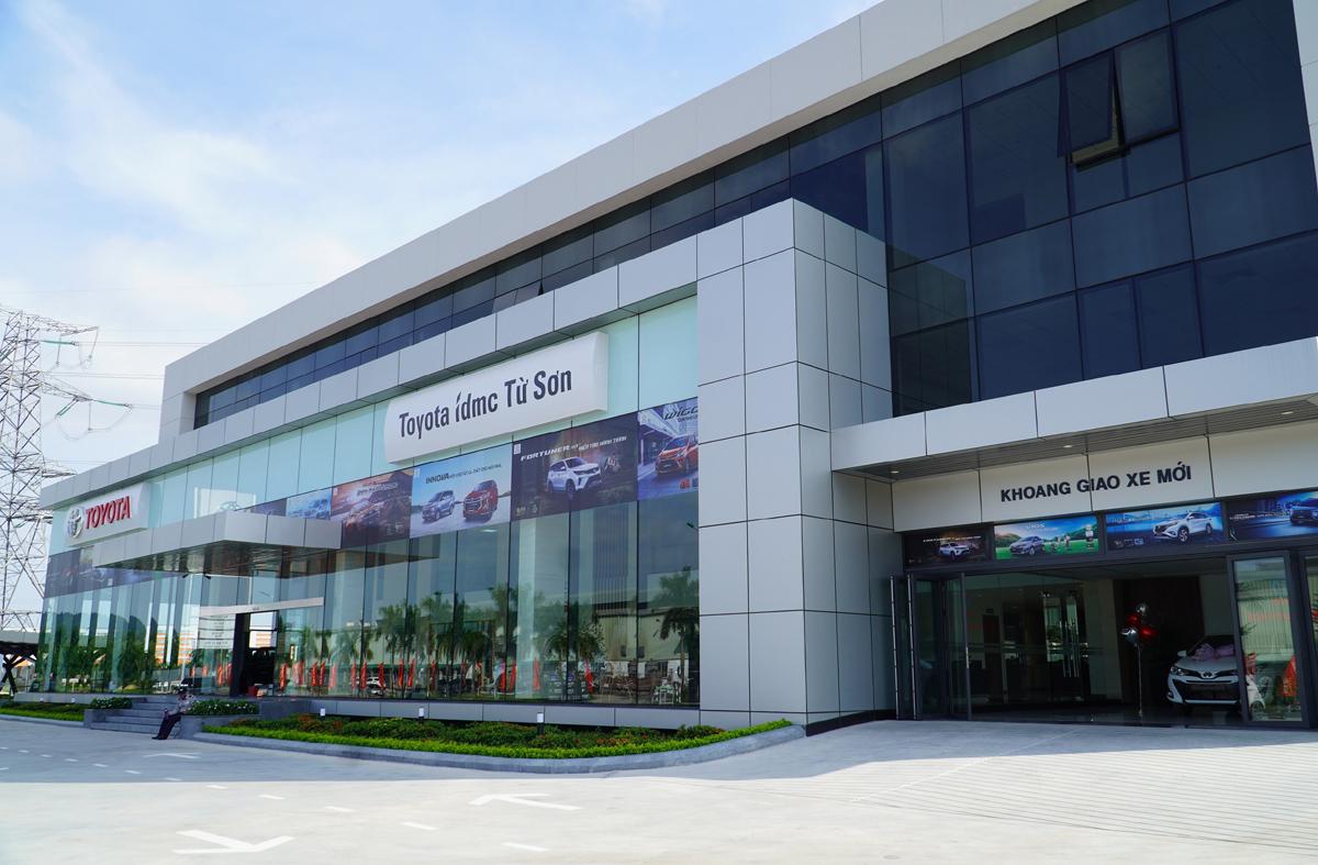 Ra mắt Toyota IDMC Từ Sơn tại Bắc Ninh