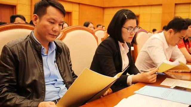 Tổ chức tập huấn kỹ năng công tác pháp chế -1