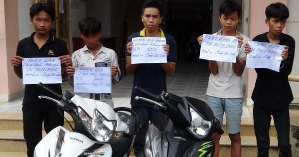 Thiếu niên 16 tuổi cầm đầu băng nhóm chuyên chặn xe chém người, cướp tài sản ở Sài Gòn