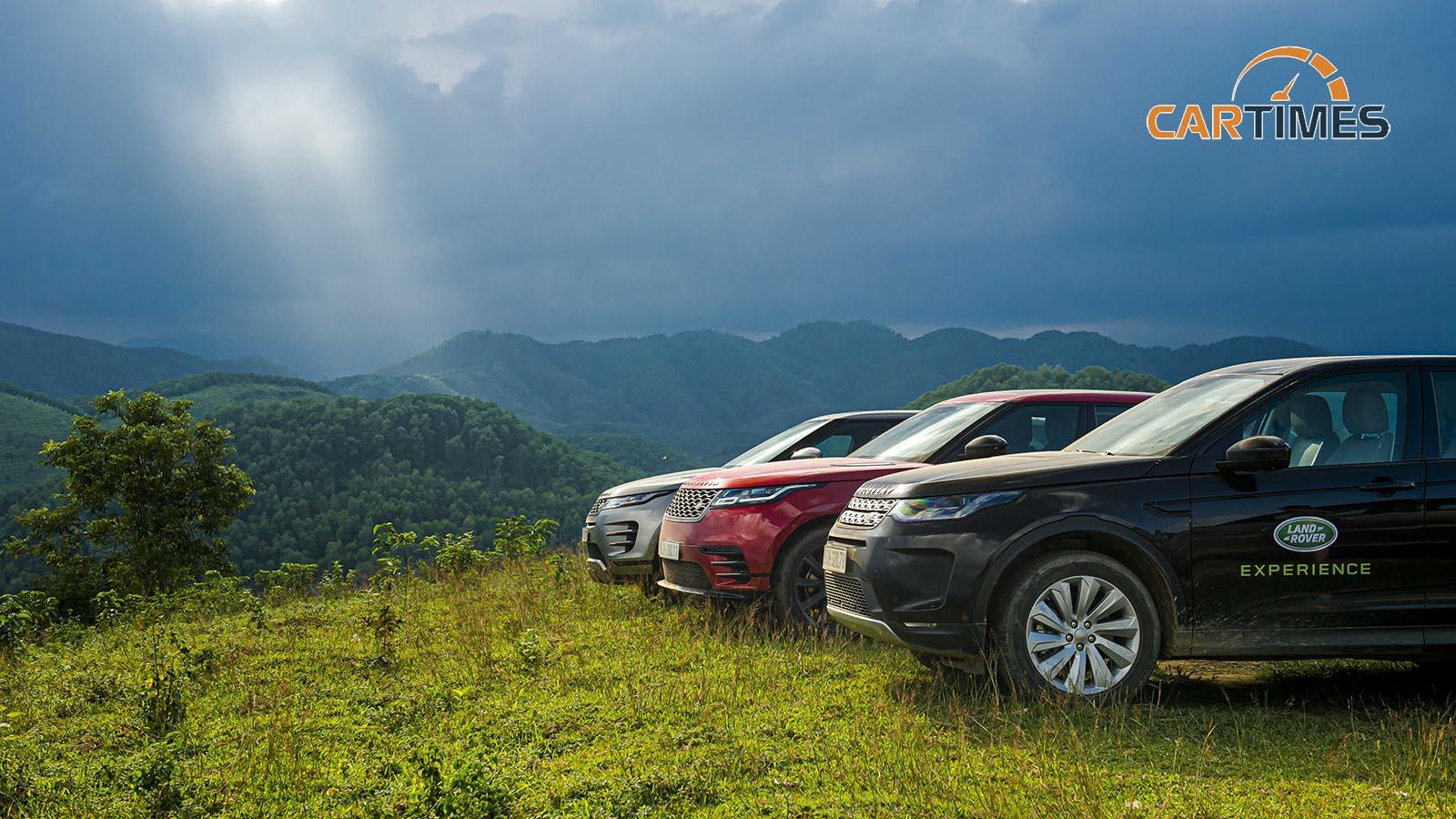 """Đem dàn """"xế sang"""" Land Rover hơn 30 tỷ đi """"săn"""" mây Y Tý (P.2)"""