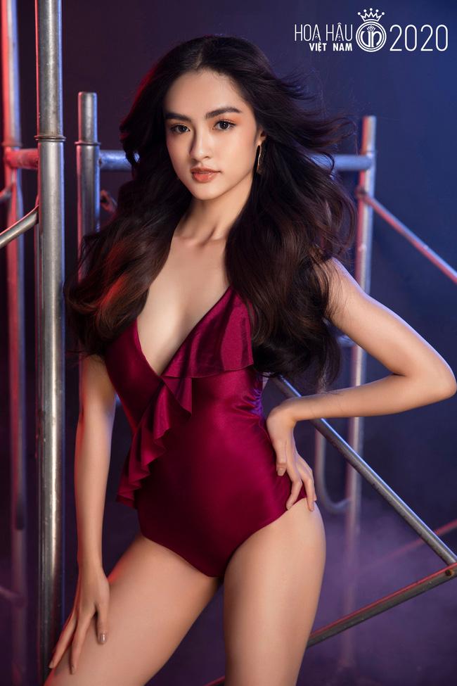 Top thí sinh xuất sắc của Hoa hậu Việt Nam 2020 khoe sắc cùng thân hình gợi cảm khó cưỡng trong trang phục bikini-11