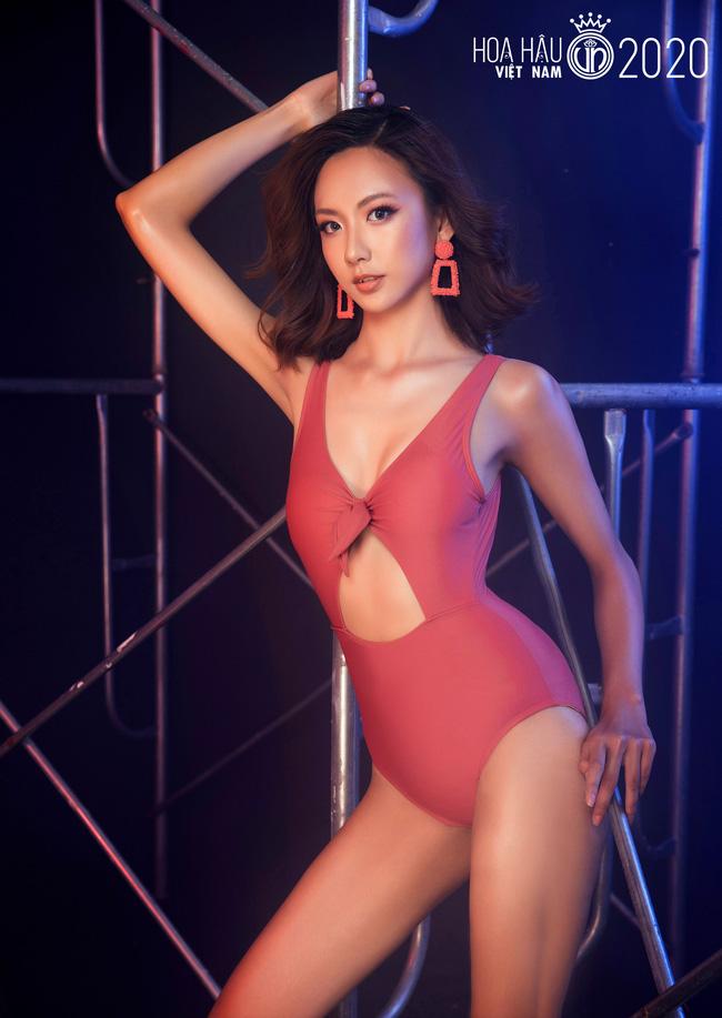 Top thí sinh xuất sắc của Hoa hậu Việt Nam 2020 khoe sắc cùng thân hình gợi cảm khó cưỡng trong trang phục bikini-2
