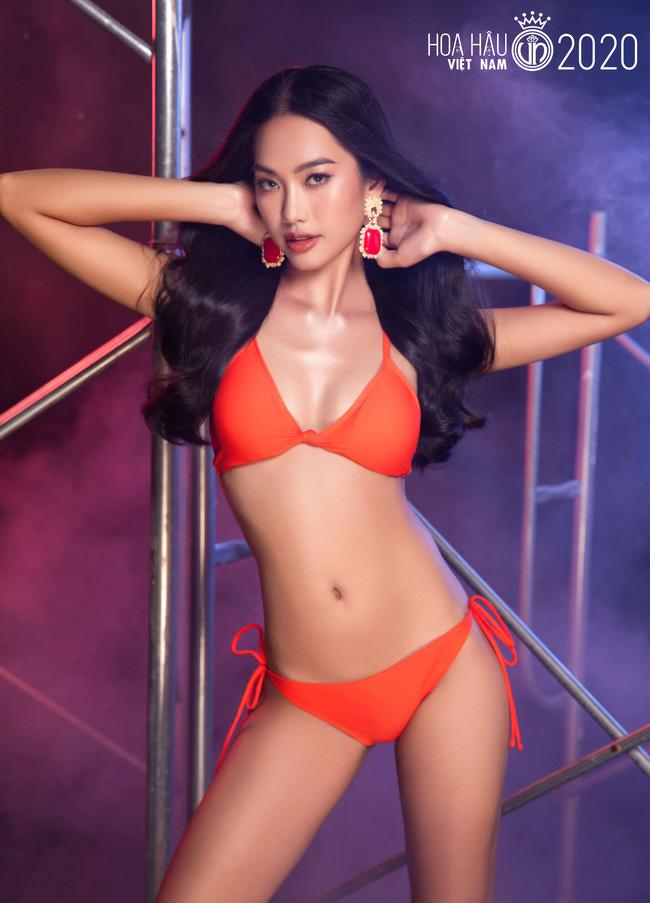 Top thí sinh xuất sắc của Hoa hậu Việt Nam 2020 khoe sắc cùng thân hình gợi cảm khó cưỡng trong trang phục bikini-7